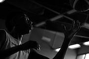 David Okeke<br /> Manital Auxilium Torino - Novipiu' Junior Casale Monferrato<br /> Lega Basket Serie A 2016/2017<br /> Sauze d'Oulx 03/09/2016<br /> Foto Ciamillo-Castoria