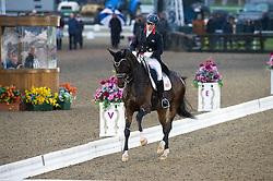 Fiona Bigwood, (GBR), Atterupgaards Orthilia<br /> CDI3* Grand Prix <br /> Royal Windsor Horse Show - Windsor 2015<br /> © Hippo Foto - Jon Stroud