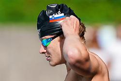 "Rok Pecar of Slovenia during 43rd International Swimming meeting ""Telekom 2019"", on July 13, 2019 in Radovljica, Slovenia. Photo by Matic Klansek Velej / Sportida"