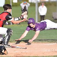 04.13.2021 Vermilion at Perkins Varsity Baseball