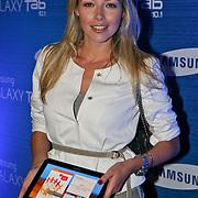 NLD/Amsterdam/20110823 - Presentatie Samsung Galaxy Tab, Renate Verbaan