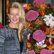 NLD/Amsterdam/20150926 - Afsluiting viering 200 jaar Koninkrijk der Nederlanden, vertrek prinses Mabel