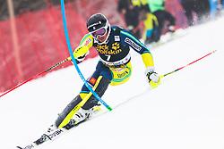 Andre Myhrer (SWE) during 1st run of Men's Slalom race of FIS Alpine Ski World Cup 57th Vitranc Cup 2018, on March 4, 2018 in Kranjska Gora, Slovenia. Photo by Urban Meglič / Sportida