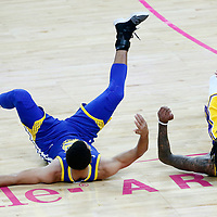 10-10 GOLDEN STATE WARRIORS AT LA LAKERS