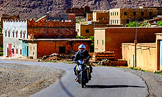 Travel, Morocco, 7 May 2018