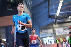 Nicolai Hartling. Danske Mesterskaber indendørs i atletik 2017  i Spar Nord Arena, Skive, Denmark, 18.02.2017. Photo Credit: Allan Jensen/EVENTMEDIA.