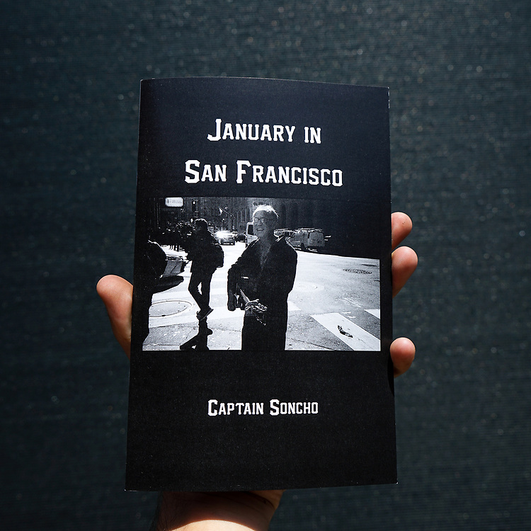 """Dimension: 5.5"""" x 8.5""""<br /> Black And White<br /> 36 pages<br /> Self Published <br /> All photos were taken in January in SF 2018!"""