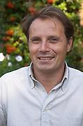 Florent Baumard, owner winemaker. Domaine des Baumard, Rochefort, Anjou, Loire, France