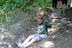 23 June 2005<br /> <br /> Troop 3 Summer camp at Ingersoll Scout Reservation.  London Mills, IL