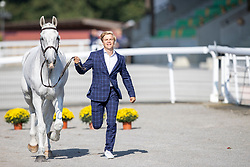 Wilken Jordy, NED, Burry Spirit<br /> FEI EventingEuropean Championship <br /> Avenches 2021<br /> © Hippo Foto - Dirk Caremans<br />  22/09/2021