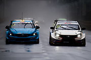 Kevin GLEASON, RC Motorsport, Lada Vesta WTCC, Nestor GIROLAMI, Polestar Cyan Racing, Volvo S60 WTCC<br /> <br /> 64th Macau Grand Prix. 15-19.11.2017.<br /> Suncity Group Macau Guia Race - FIA WTCC<br /> Macau Copyright Free Image for editorial use only