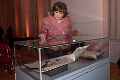 Culture Secretary visits Mary Queen of Scots Exhibition,, Edinburgh, 8 February 2019