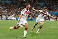 Germany v Argentina 130714