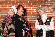 2015 - Mayhem & Mystery's Crazy Christmas Sweater Swindle at Spaghetti Warehouse in Dayton