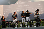 Ellerstina wins the Hurlingham Open polo, Buenos Aires