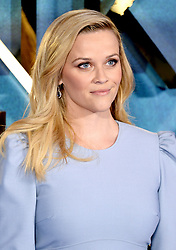 Reese Witherspoon attending the A Wrinkle in Time European Premiere held at the BFI IMAX in Waterloo, London. Photo credit should read: Doug Peters/EMPICS Entertainment