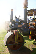 Steam Roller traction engines