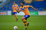 Mal Benning of Mansfield Town (3) during the The FA Cup match between Mansfield Town and Dagenham and Redbridge at the One Call Stadium, Mansfield, England on 29 November 2020.