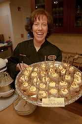 California: Napa City, Pastry chef Annie Baker during B&B Holiday Tour at Cedar Gables Inn.  Photo copyright Lee Foster.  Photo # canapa106948
