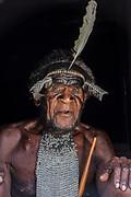 Dani tribe man (Jali)<br /> Jiwika village<br /> Suroba<br /> Trikora Mountains<br /> West Papua<br /> Indonesia