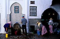 Maroc - Region du Rif - Tétouan - Patrimoine mondail de l'UNESCO