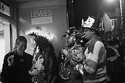 OUTSIDE CHIP SHOP, Lewes Bonfire Night Celebrations , November 5th 2016