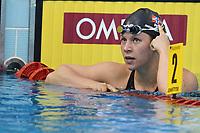 BILDET INNGÅR IKKE I FASTAVTALENE PÅ NETT MEN MÅ KJØPES SEPARAT<br /> <br /> Svømming<br /> EM Debrechen 2012<br /> Foto: imago/Digitalsport<br /> NORWAY ONLY<br /> <br /> 25.05.2012<br /> Sara Nordenstam Norway Women s 200m Breaststroke Gold medal Debrecen 25/5/2012 31st European Swimming Championships
