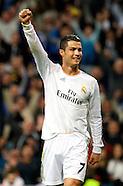 042614 Real Madrid v Osasuna, La Liga football match