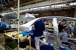 New Toyota models being manufactured