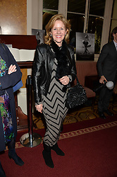 PENNY, LADY MOUNTBATTEN at a party to celebrate the publication of  'I Used to be in Pictures' an untold story of Hollywood by Austin Mutti-Mewse and Howard Mutti-Mewse held at The Lansdowne Club, London on 6th March 2014.