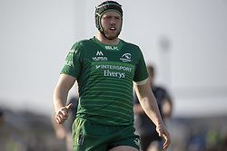 March 2, 2019 - Galway, Ireland - Eoin McKeon of Connacht during the Guinness PRO 14 match  between Connacht Rugby and Ospreys at the Sportsground in Galway, Ireland on March 2, 2019  (Credit Image: © Andrew Surma/NurPhoto via ZUMA Press)