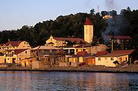 France - Département d'Outre mer de la Guadeloupe (DOM) - Basse Terre - Deshaies