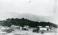1912 Back lot of Universal Studios