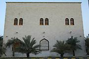 Grand Mosque in Kuwait City, Kuwait along the Persian Gulf of the Arabian Sea.