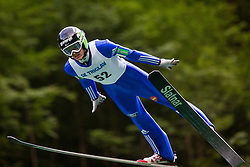 Matjaz Pungertar during Ski Jumping Continental Cup, on July 7th, Kranj, Slovenia. Photo by Ziga Zupan / Sportida