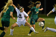 Amherst Steele High School vs Westlake High School girls varsity soccer on Oct. 27, 2015. Images © David Richard and may not be copied, posted, published or printed without permission.