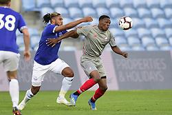 July 21, 2018 - Faro, Portugal, Portugal - Lebo Mothiba (Losc) vs Ashley Williams  (Credit Image: © Panoramic via ZUMA Press)
