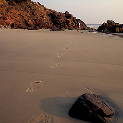 Ogunquit, ME. Exploring 'Marginal Way' on the shores of the Atlantic Ocean.