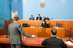 Defence putting their case in Sheffield Magistrates' Court