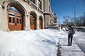 Snowy UChicago Day 2