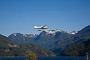Nootka Air, Gold River, Vancouver Island, British Columbia, Canada