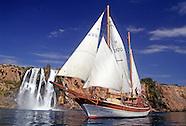 Sailing the Turkish Mediterranean Coast