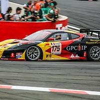 #175 Ferrari F430 GT3 #152955-06 (Kessel), driven by: Robert Hissom (F)Eddy Renard (B)/Stéphane Lacroix-Wasover (F)/Philippe Thirion (F), at the 24H of Spa, 2008