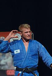 19-03-2006 JUDO: DUTCH OPEN: ROTTERDAM<br /> Björn Bachman<br /> Copyrights: WWW.FOTOHOOGENDOORN.NL
