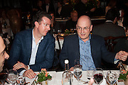 MICHAEL SULLIVAN; STEVEN COHEN; , Opening of Morris Lewis: Cyprien Gaillard. From Wings to Fins, Sprüth Magers London Grafton St. London. Afterwards dinner at Simpson's-in-the-Strand hosted by Monika Spruth and Philomene Magers.