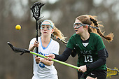 Rice vs. South Burlington Girls Lacrosse 04/16/19