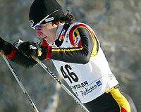 Langrenn, 22. november 2003, Verdenscup Beitostølen, Manuela Henkel, Tyskland