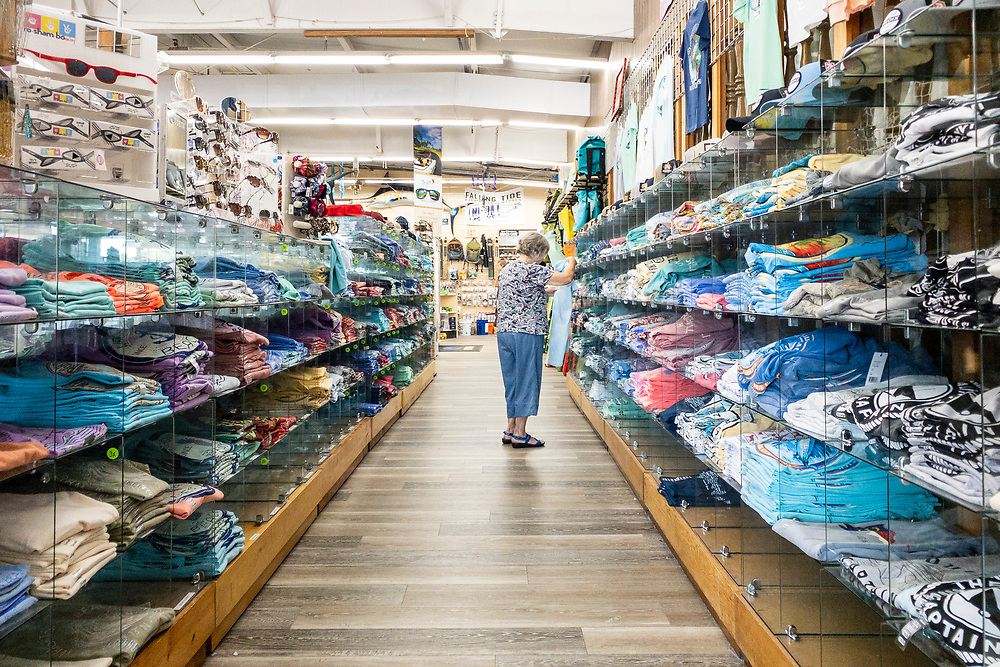 The Redix Store - a local gift shop for souvenirs and clothing - in Wrightsville Beach, North Carolina on Tuesday, August 10, 2021. Copyright 2021 Jason Barnette