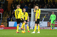 Burton Albion's Stephen Quinn (23) dejected as Burton kick off after conceding a goal during the EFL Sky Bet League 1 match between Burton Albion and Gillingham at the Pirelli Stadium, Burton upon Trent, England on 12 January 2019.