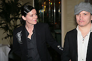 Lisa Stansfield and Olivier Dahan, Opening Gala of Rendez-Vous with French Cinema. Screening of La Vie En Rose and party afterwards at Claridges. 29 March 2007. -DO NOT ARCHIVE-© Copyright Photograph by Dafydd Jones. 248 Clapham Rd. London SW9 0PZ. Tel 0207 820 0771. www.dafjones.com.